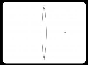 Midori Standard Konfiguration mit nur einem Hauptgummi
